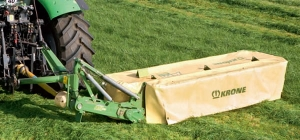Krone Rear-Mounted Disc Mowers AM