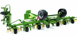 Krone KWT Trailed Rotary Tedders (With Separate Running Gear)
