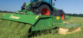 Krone EasyCut Mower Combinations